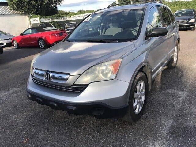 2008 Honda CR-V for sale at Cartina in Tampa FL
