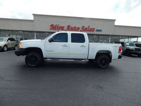 2008 GMC Sierra 1500 for sale at Mira Auto Sales in Dayton OH