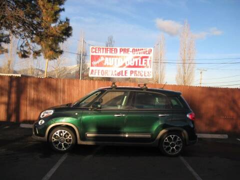 2014 FIAT 500L for sale at Flagstaff Auto Outlet in Flagstaff AZ