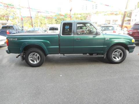 2001 Mazda B-Series Pickup for sale at Ricciardi Auto Sales in Waterbury CT