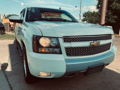 2009 Chevrolet Suburban for sale at 3 Brothers Auto Sales Inc in Detroit MI