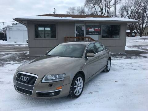 2005 Audi A6 for sale at Big Red Auto Sales in Papillion NE