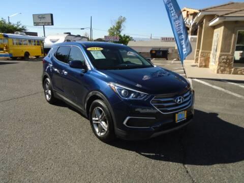 2018 Hyundai Santa Fe Sport for sale at Team D Auto Sales in St George UT
