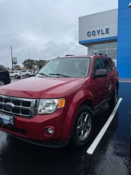 2011 Ford Escape for sale at COYLE GM - COYLE NISSAN in Clarksville IN