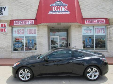 2011 Hyundai Genesis Coupe for sale at Tony's Auto World in Cleveland OH