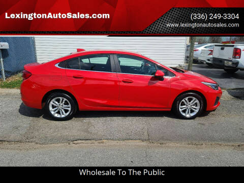 2019 Chevrolet Cruze for sale at LexingtonAutoSales.com in Lexington NC