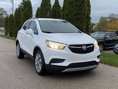 2018 Buick Encore for sale at Betten Baker Preowned Center in Twin Lake MI