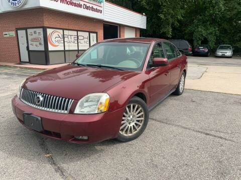 2005 Mercury Montego for sale at GMA Automotive Wholesale in Toledo OH