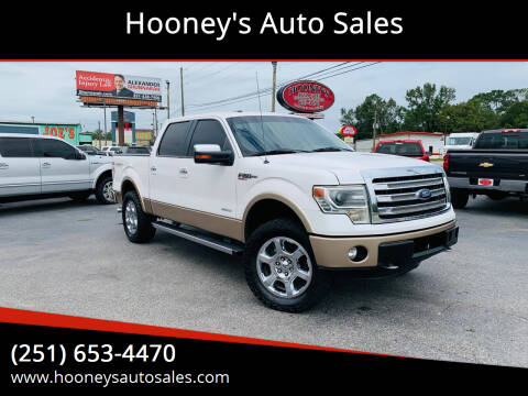 2013 Ford F-150 for sale at Hooney's Auto Sales in Theodore AL