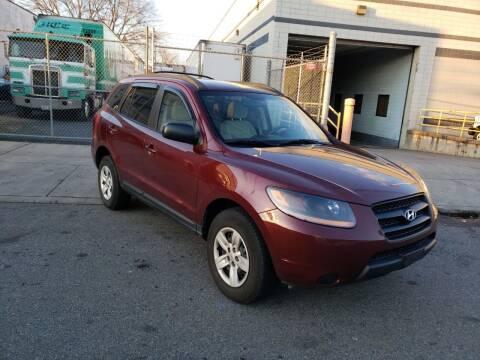 2009 Hyundai Santa Fe for sale at O A Auto Sale in Paterson NJ
