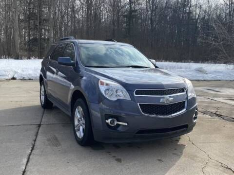 2014 Chevrolet Equinox for sale at Betten Baker Preowned Center in Twin Lake MI