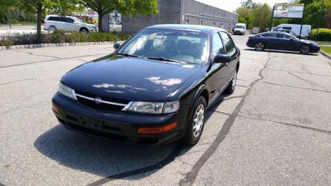 1999 Nissan Maxima for sale at Jan Auto Sales LLC in Parsippany NJ