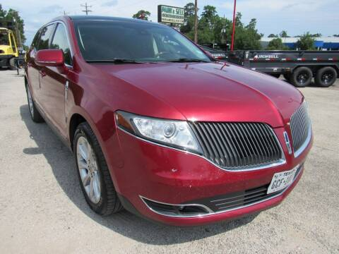 2014 Lincoln MKT for sale at Park and Sell in Conroe TX