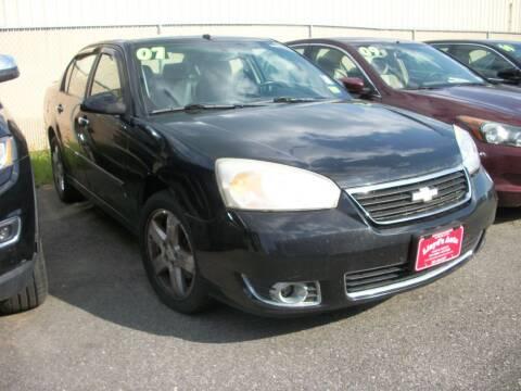 2007 Chevrolet Malibu for sale at Lloyds Auto Sales & SVC in Sanford ME