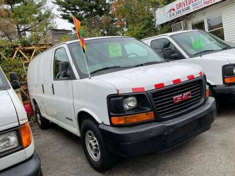 2006 GMC Savana Cargo for sale at White River Auto Sales in New Rochelle NY