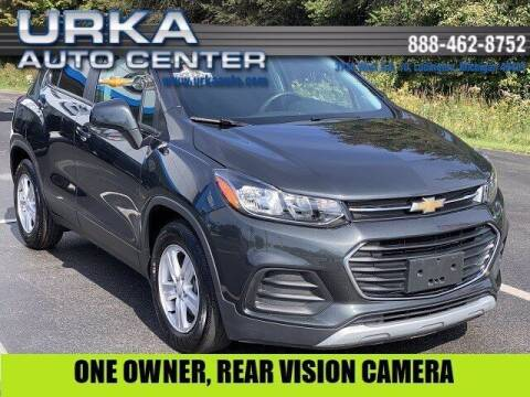 2019 Chevrolet Trax for sale at Urka Auto Center in Ludington MI