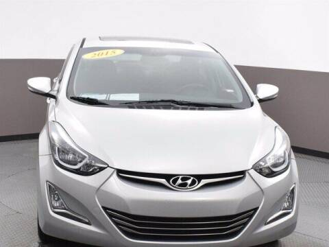 2015 Hyundai Elantra for sale at Hickory Used Car Superstore in Hickory NC