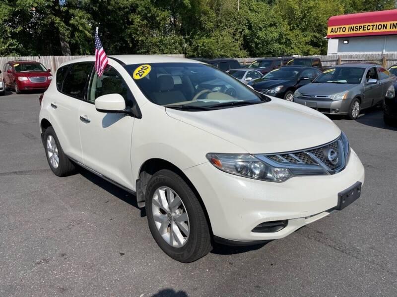 2011 Nissan Murano for sale at Auto Revolution in Charlotte NC
