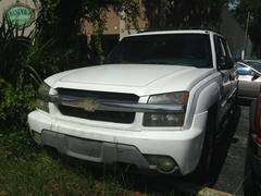 2004 Chevrolet Avalanche for sale at Popular Imports Auto Sales in Gainesville FL