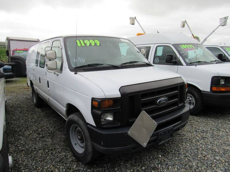 2010 Ford E-Series Chassis E-350 SD 3dr Extended Length Cargo 138-176 in. WB - Algona WA