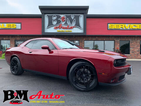 2018 Dodge Challenger for sale at B & M Auto Sales Inc. in Oak Forest IL