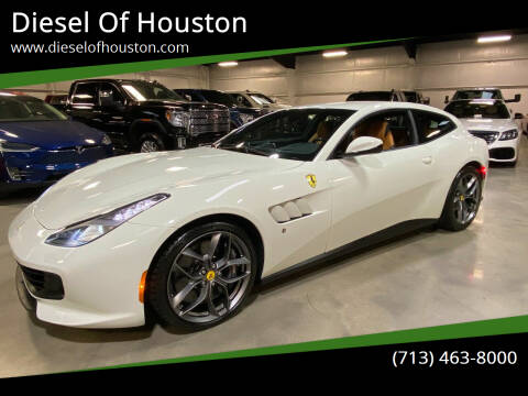 2018 Ferrari GTC4Lusso T for sale at Diesel Of Houston in Houston TX