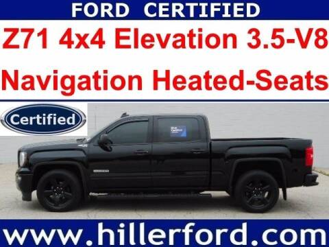 2018 GMC Sierra 1500 for sale at HILLER FORD INC in Franklin WI