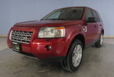 2008 Land Rover LR2 for sale at Hagan Automotive in Chatham IL