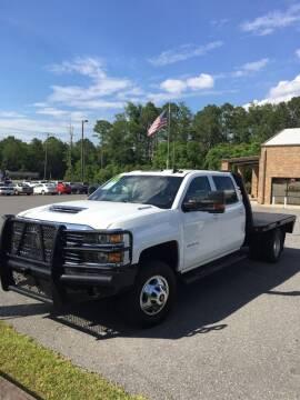 2017 Chevrolet Silverado 3500HD CC for sale at Georgia Carmart in Douglas GA
