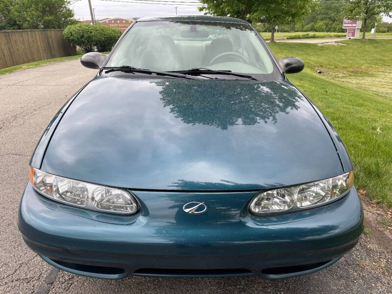 2003 Oldsmobile Alero for sale at Luxury Cars Xchange in Lockport IL