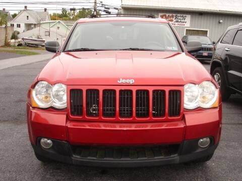 2010 Jeep Grand Cherokee for sale at Pete's Bridge Street Motors in New Cumberland PA
