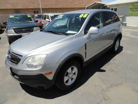 2008 Saturn Vue for sale at Gridley Auto Wholesale in Gridley CA