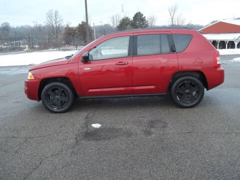 2010 Jeep Compass for sale at Rt. 44 Auto Sales in Chardon OH