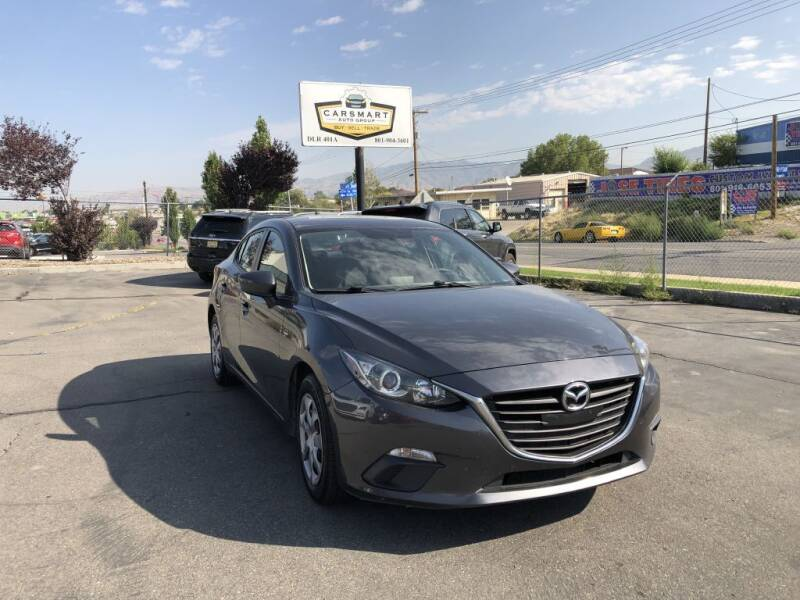 2015 Mazda MAZDA3 for sale at CarSmart Auto Group in Murray UT