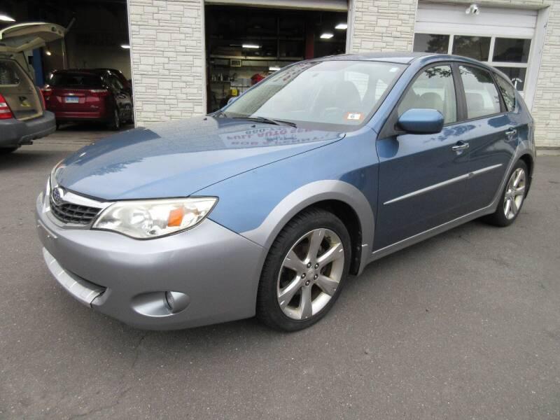 2009 Subaru Impreza for sale at BOB & PENNY'S AUTOS in Plainville CT