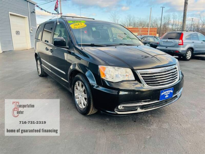 2013 Chrysler Town and Country for sale at Transportation Center Of Western New York in Niagara Falls NY