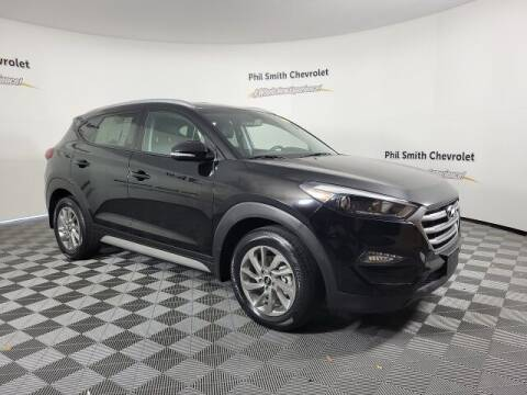 2018 Hyundai Tucson for sale at PHIL SMITH AUTOMOTIVE GROUP - PHIL SMITH CHEVROLET in Lauderhill FL