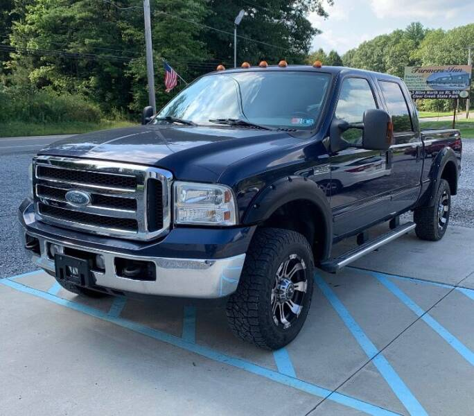 2006 Ford F-250 Super Duty for sale at CAR SPOT INC in Philadelphia PA
