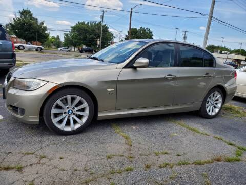 2011 BMW 3 Series for sale at Superior Auto Sales in Miamisburg OH