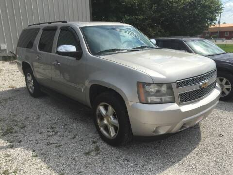 2008 Chevrolet Suburban for sale at G LONG'S AUTO EXCHANGE in Brazil IN