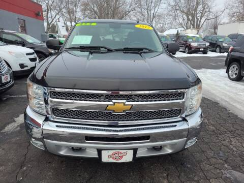 2012 Chevrolet Silverado 1500 for sale at Stach Auto in Edgerton WI