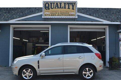2013 Chevrolet Captiva Sport for sale at Quality Pre-Owned Automotive in Cuba MO