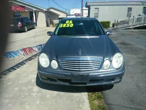 2006 Mercedes-Benz E-Class for sale at AUTOPLEX 528 LLC in Huntsville AL