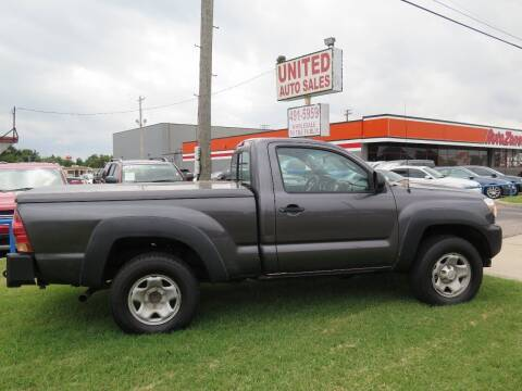 2013 Toyota Tacoma for sale at United Auto Sales in Oklahoma City OK