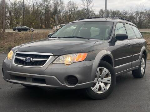 2009 Subaru Outback for sale at MAGIC AUTO SALES in Little Ferry NJ