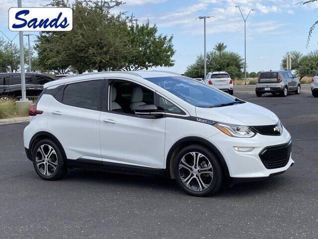 2019 Chevrolet Bolt EV for sale at Sands Chevrolet in Surprise AZ
