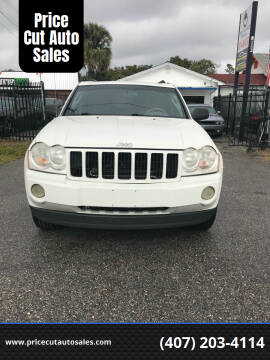 2005 Jeep Grand Cherokee for sale at Price Cut Auto Sales in Orlando FL