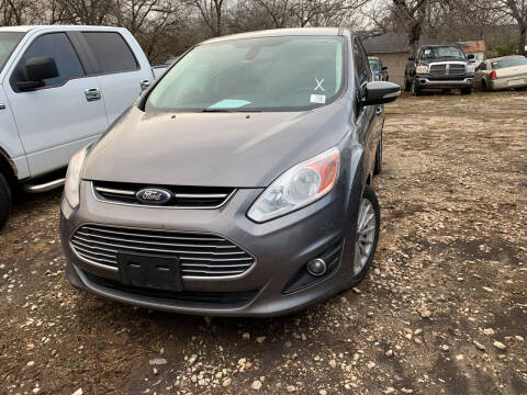 2013 Ford C-MAX Hybrid for sale at BULLSEYE MOTORS INC in New Braunfels TX