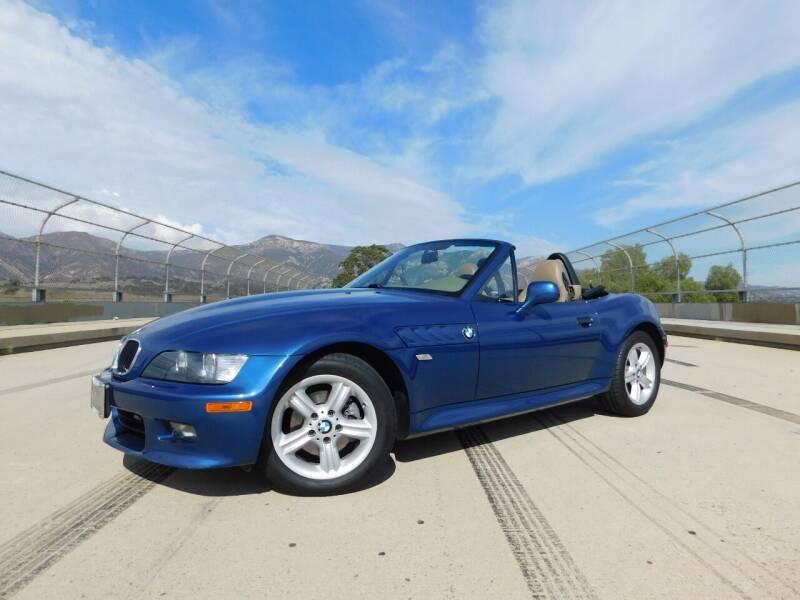 2000 BMW Z3 for sale at Milpas Motors in Santa Barbara CA