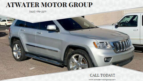 2011 Jeep Grand Cherokee for sale at Atwater Motor Group in Phoenix AZ